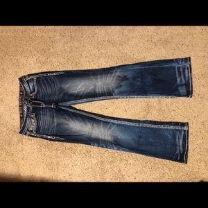"""Rock Revival """"Kai"""" bootcut jeans"""